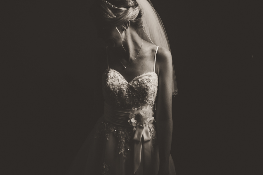 bridal portrait peterborough