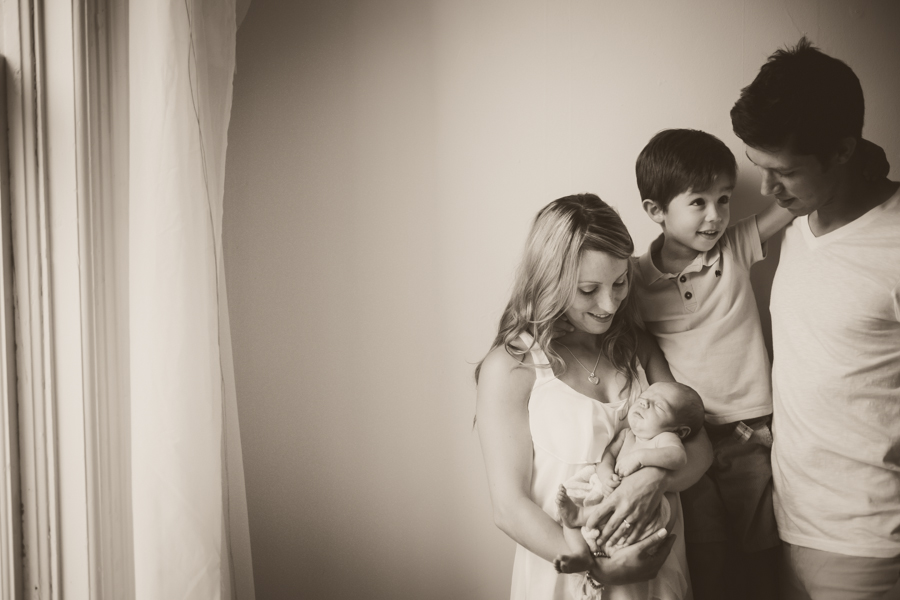 new family photographer