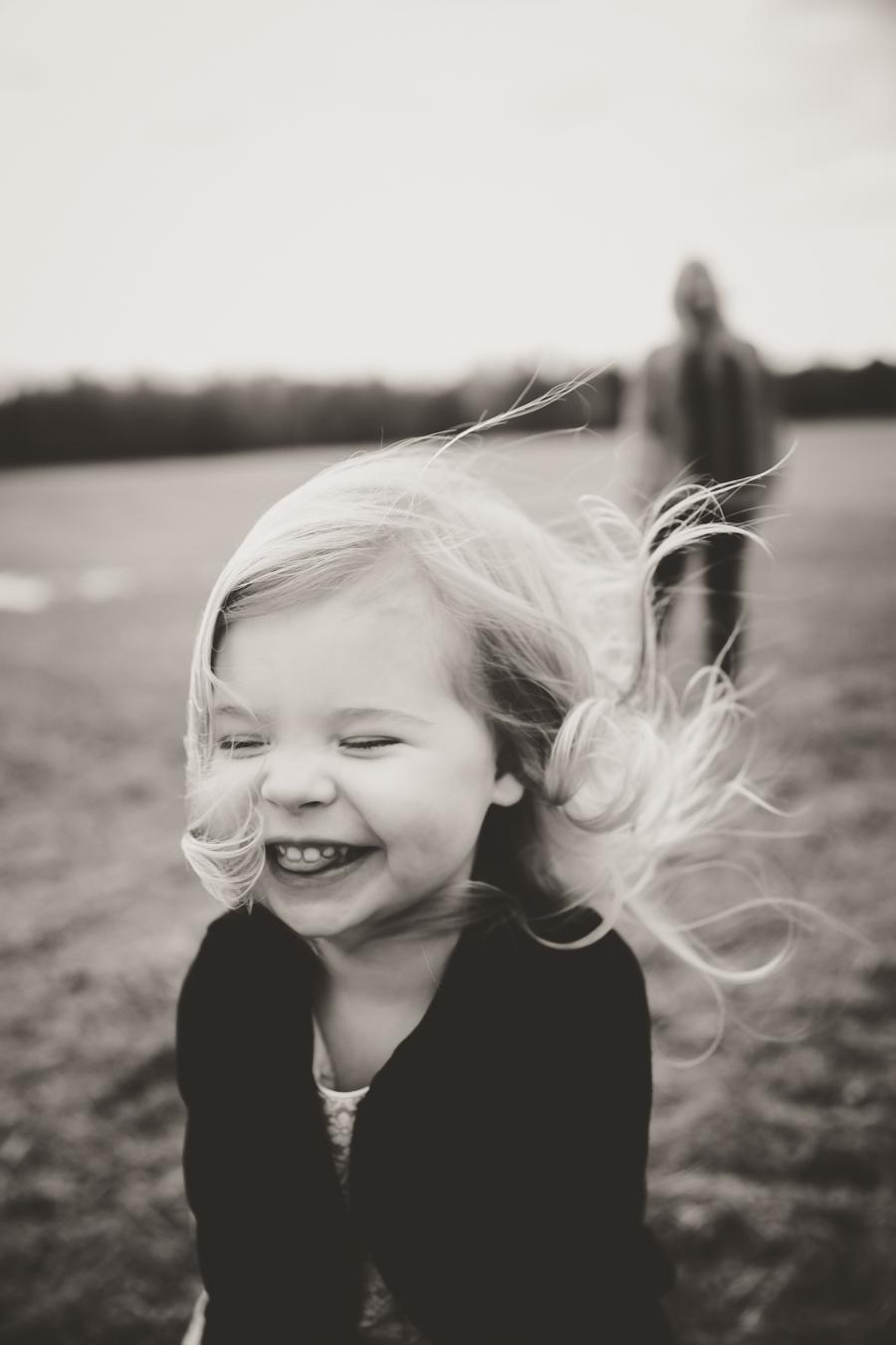 windy kid portraits