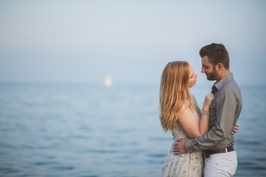 toronto island engagement photographer