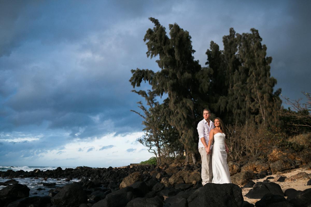 haleiwa wedding photographer