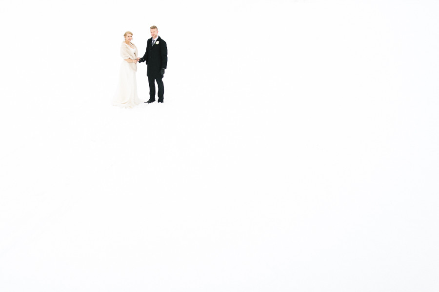 peterborough winter wedding photgrapher