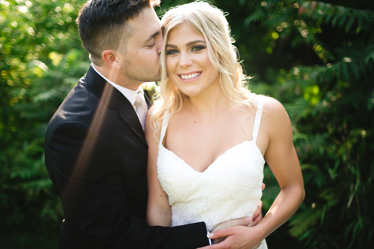 port hope golf club wedding photographer