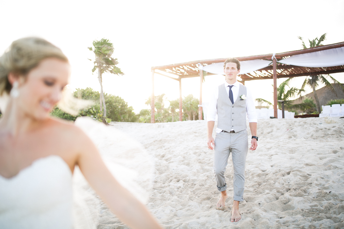cancun mexico wedding photography