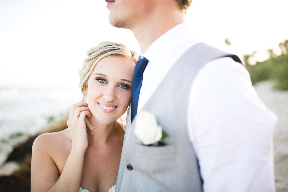 cancun mexico wedding photography