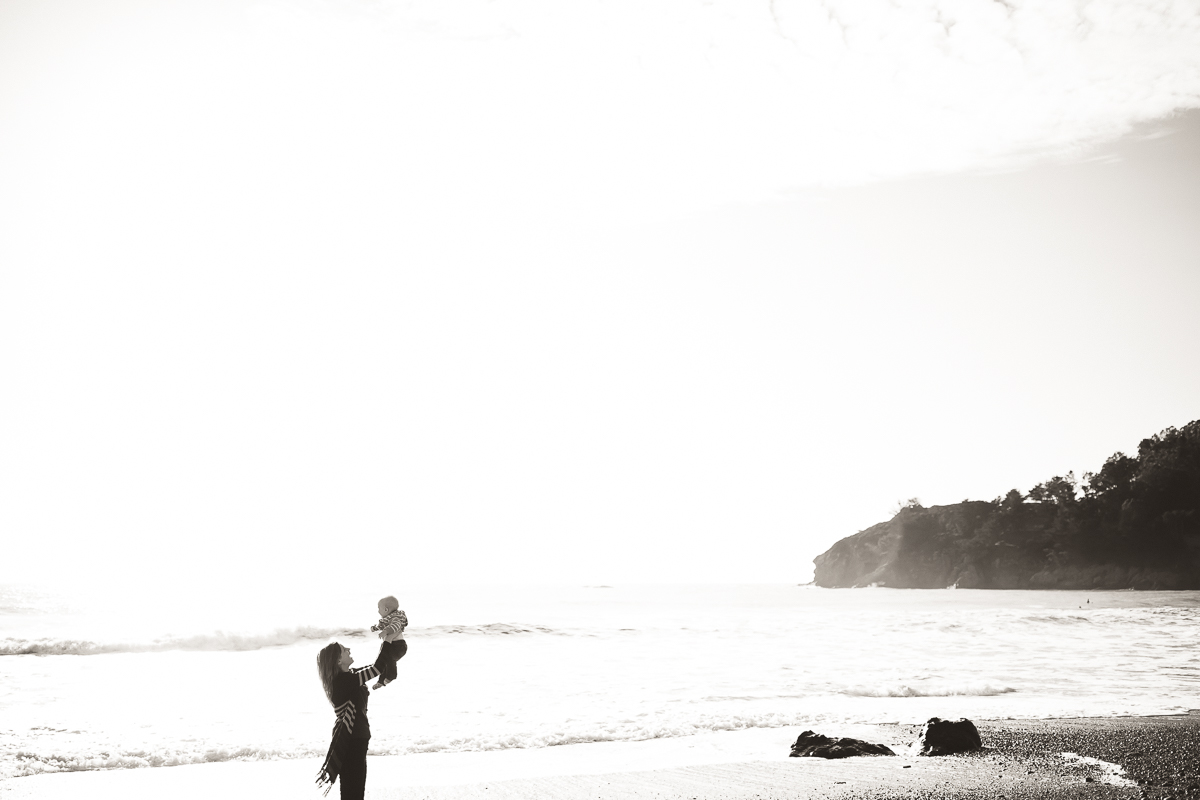 california coast family photographer