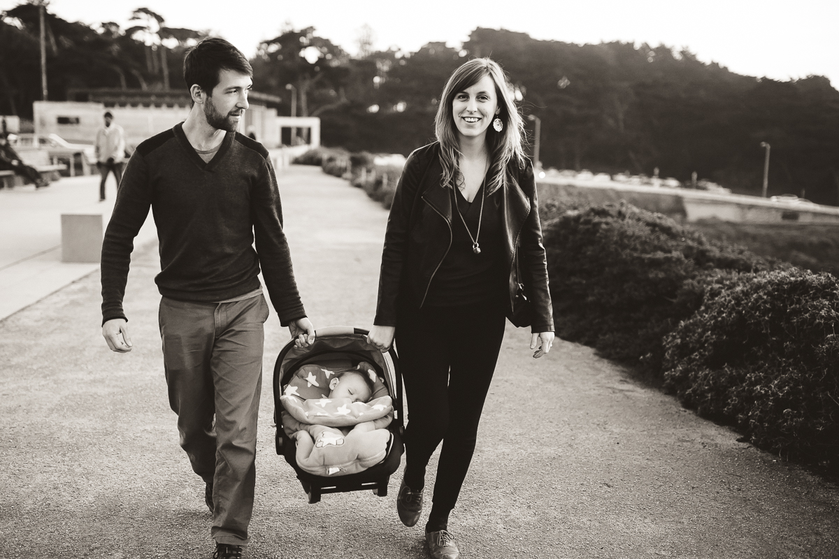 sutro baths family portrait photographer