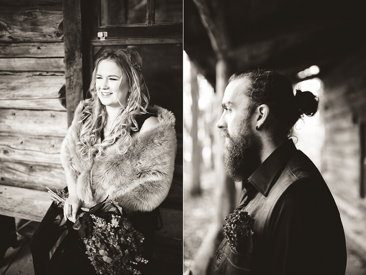 Sucrerie De La Montagne wedding photography