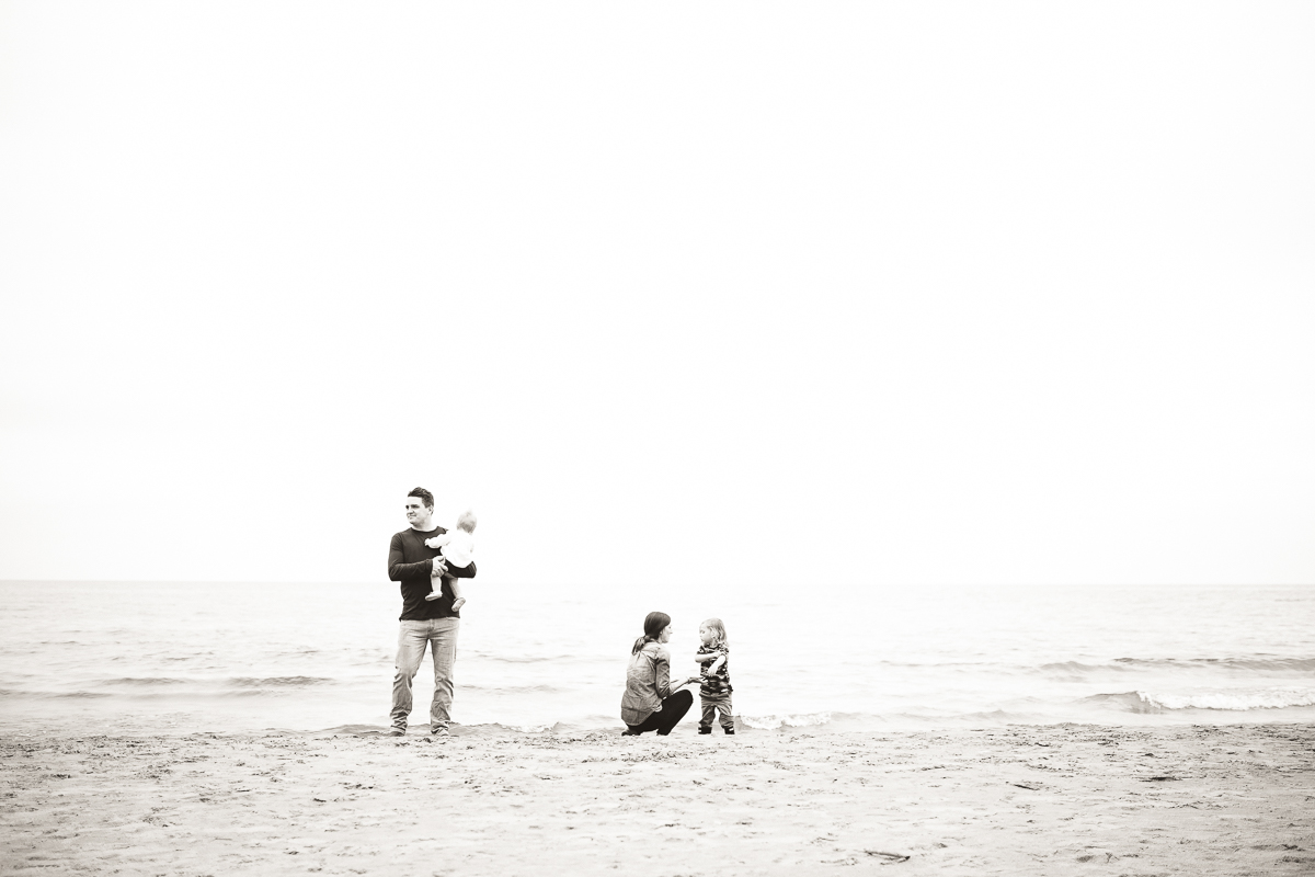 port hope beach family photographer