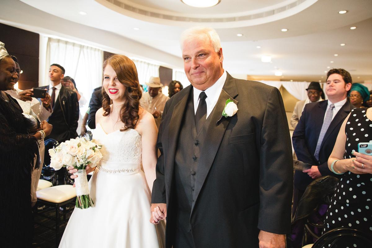 eglinton grand wedding ceremony