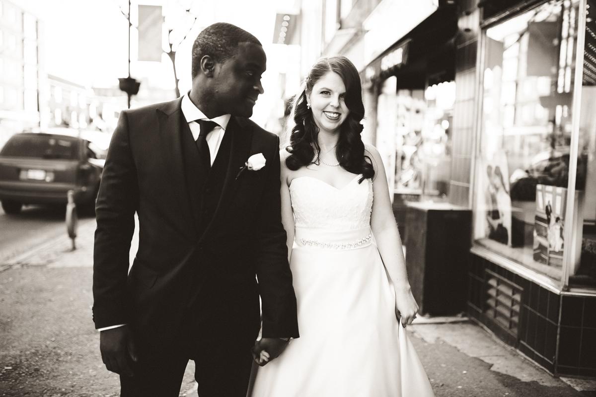 toronto vintage wedding