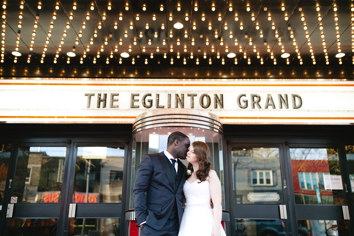 Eglington Grand Wedding