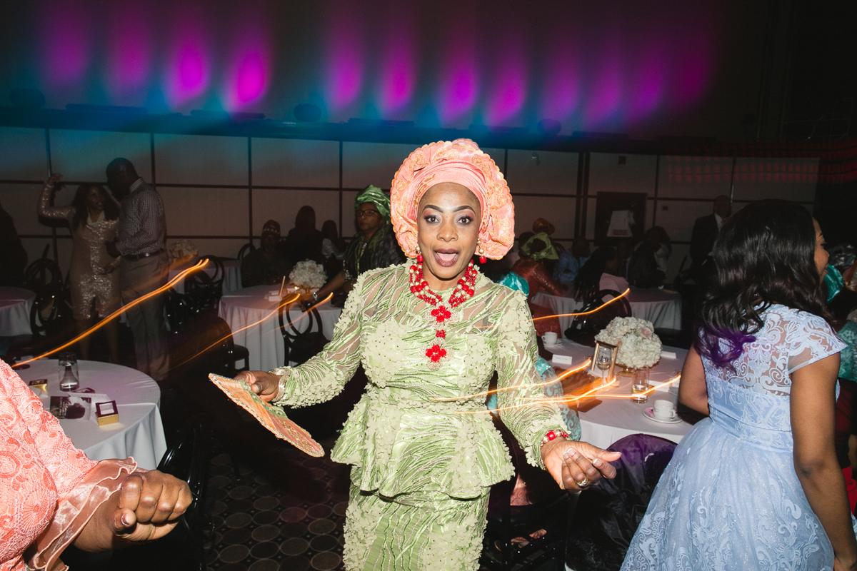 wedding dance Eglinton grand toronto