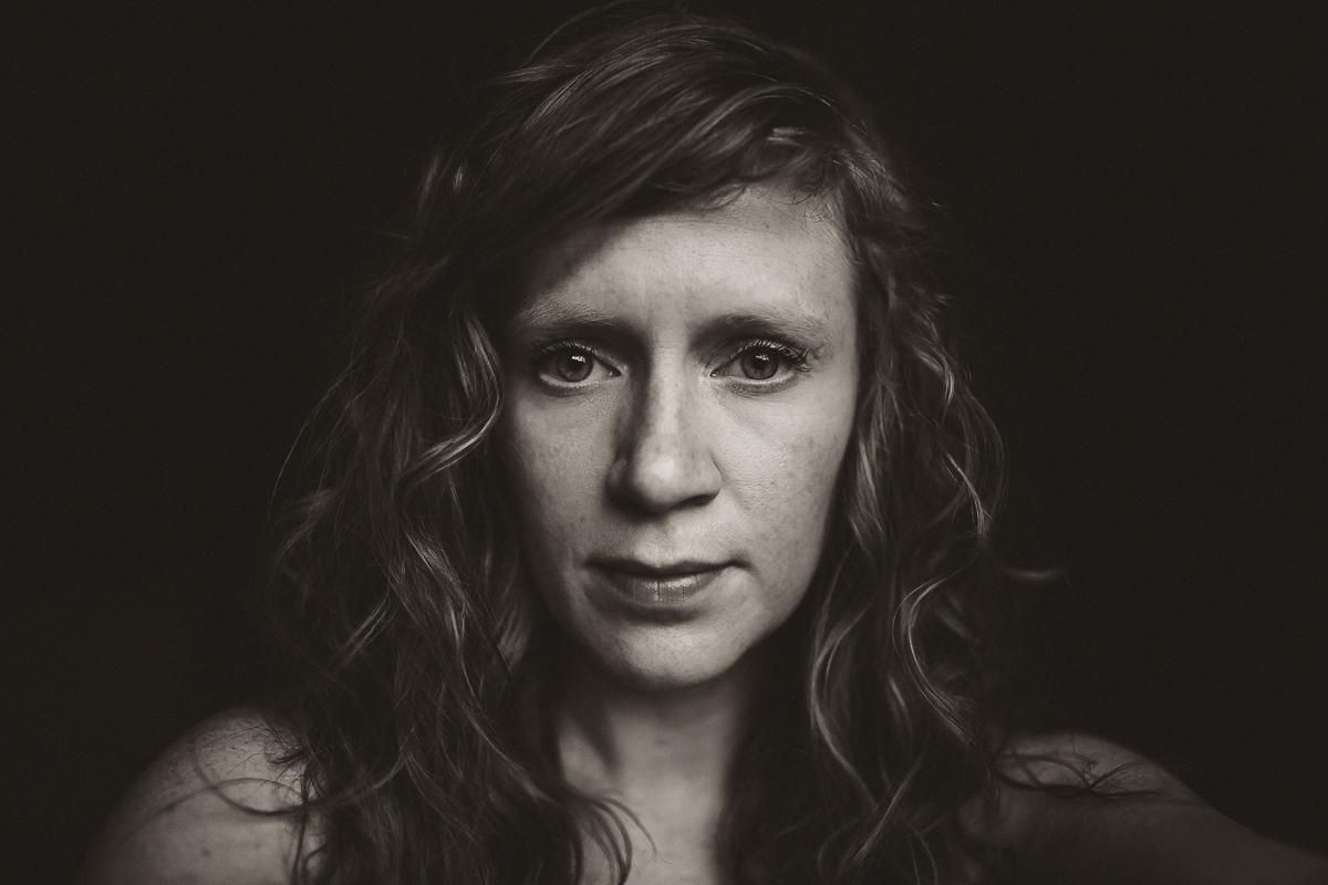 Continuation 365 self portrait project (month 8)