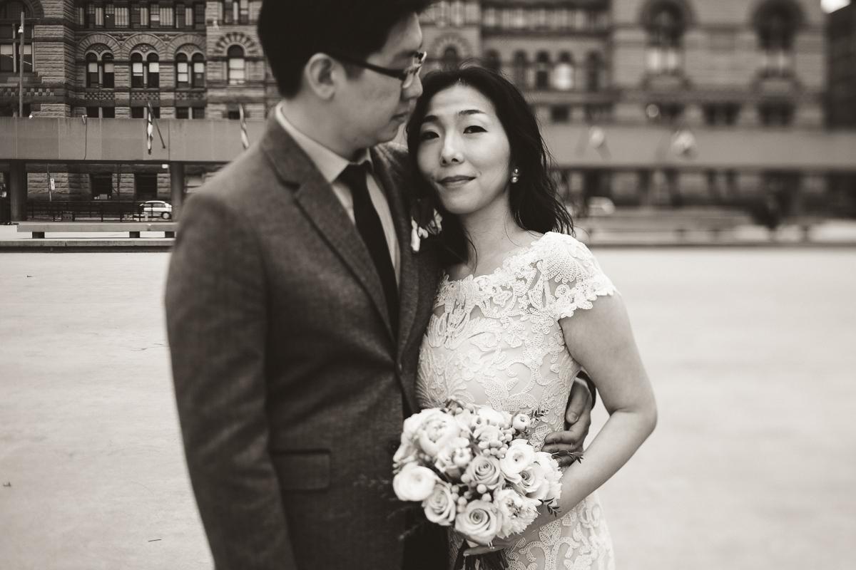 downtown toronto wedding