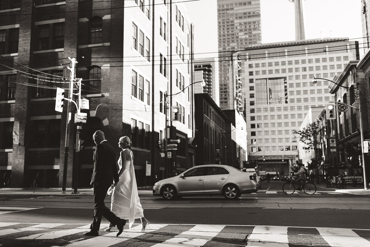 Intimate Wedding at The Story's Building