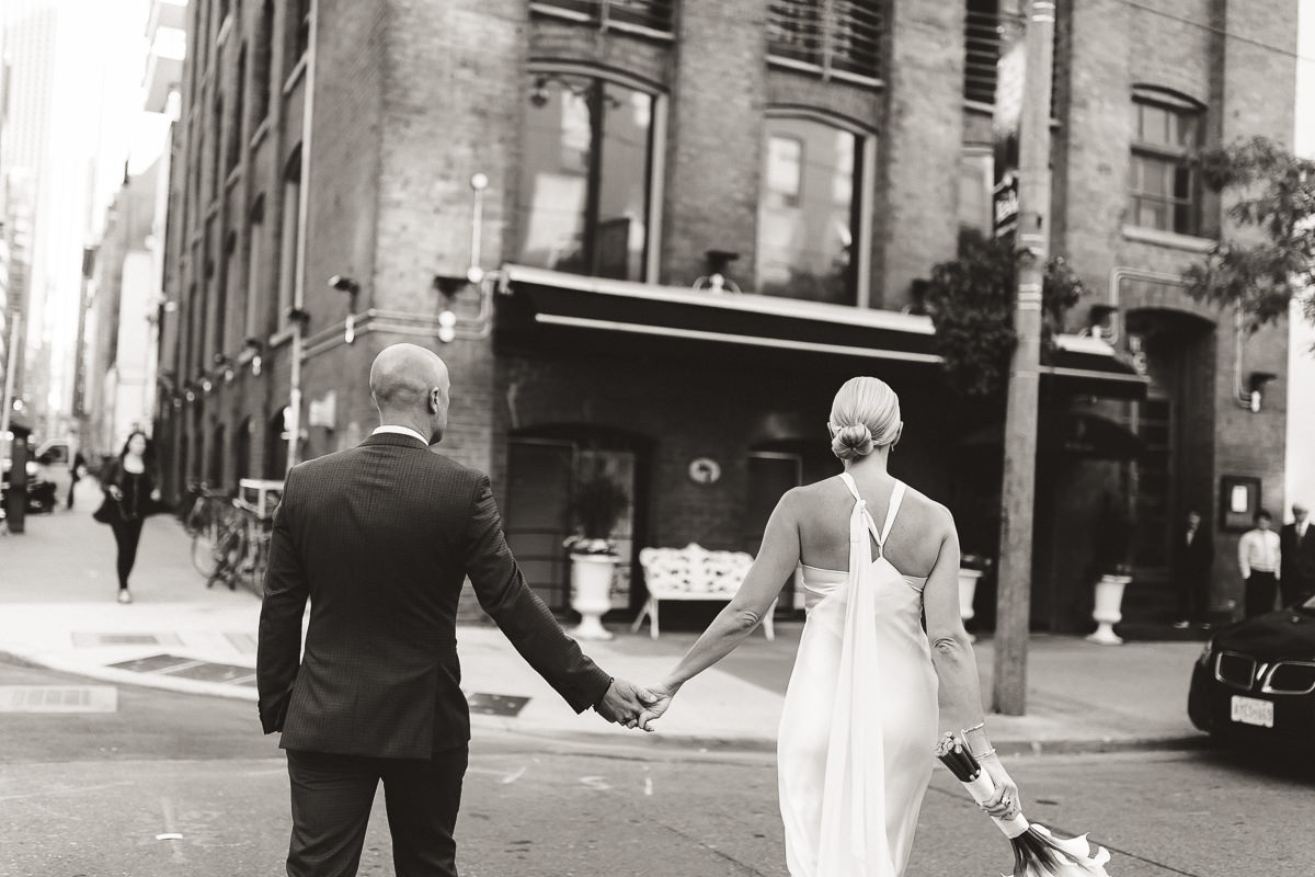 The Story's Building wedding photography