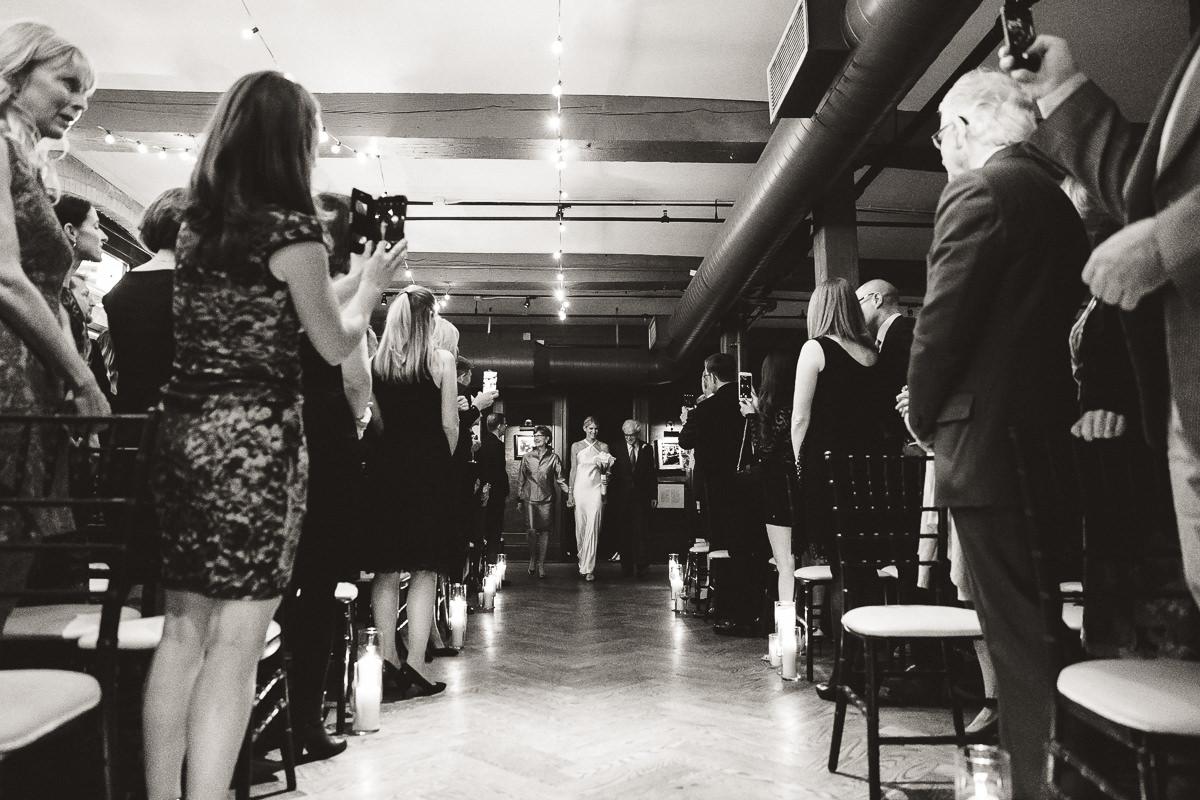 wedding ceremony storys building toronto