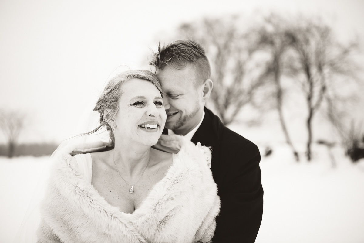 winter wedding photographer peterborough