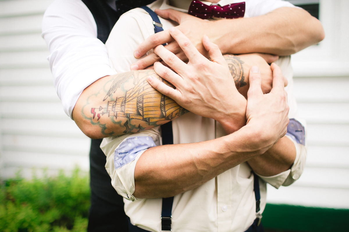 same sex wedding photographer peterborough ontario