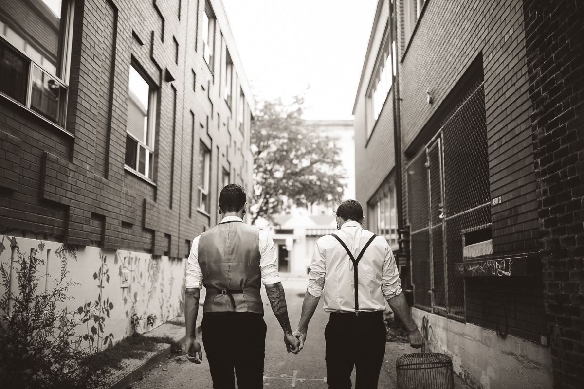 same sex wedding photographer toronto