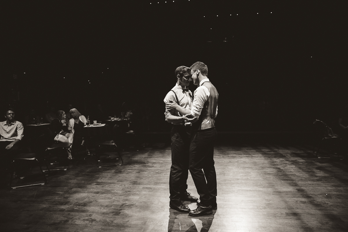 same sex first dance peterborough