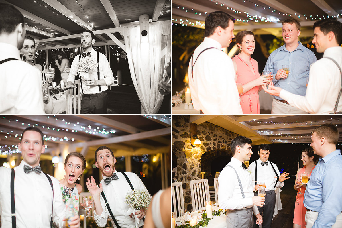 jacques restaurant st.lucia wedding