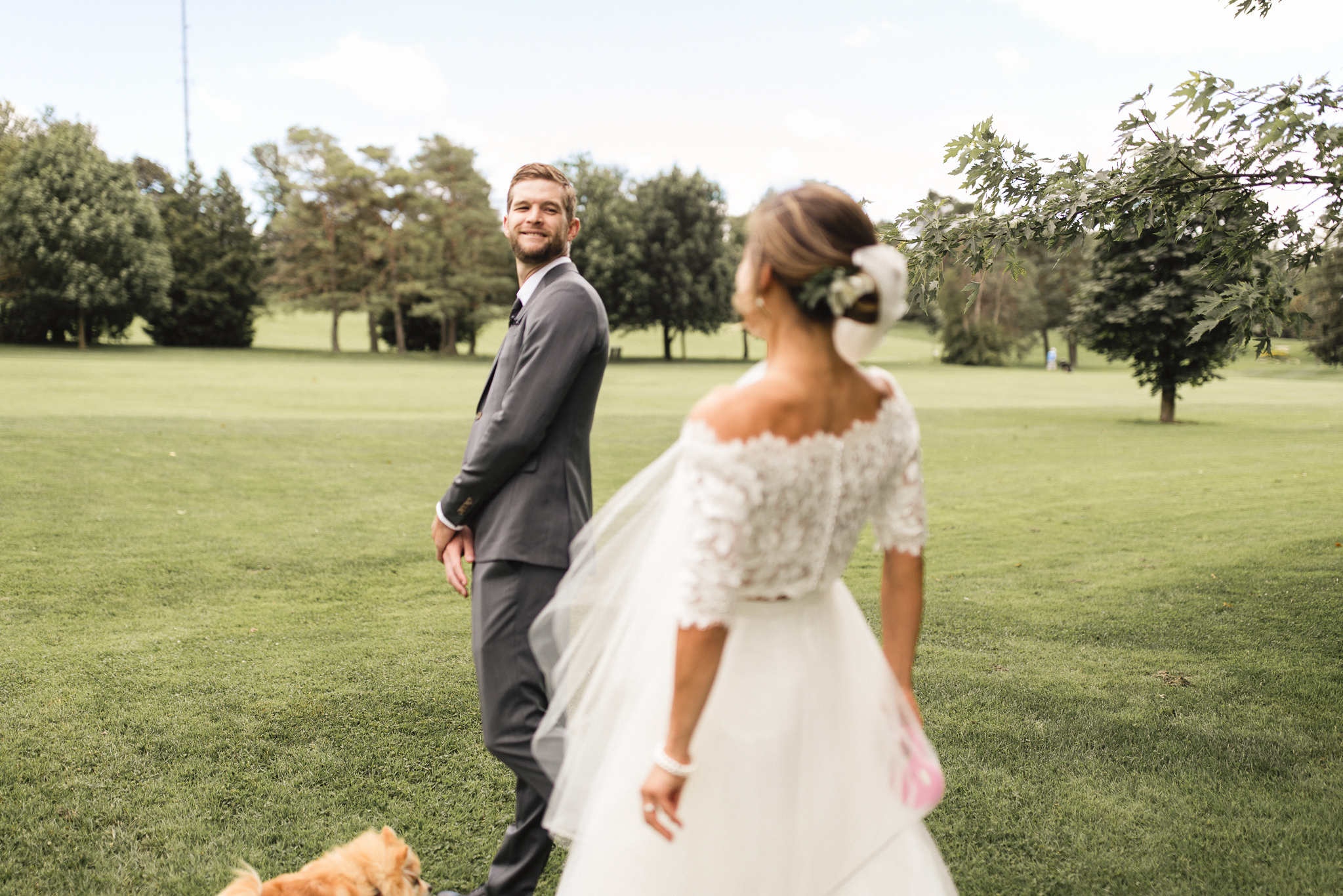 peterborough golf and country club wedding photography