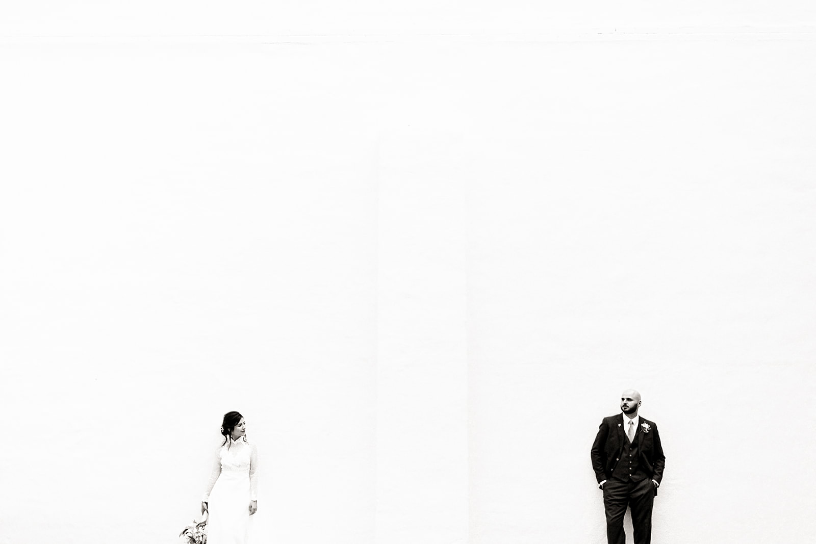Wedding Portraits downtown Toronto