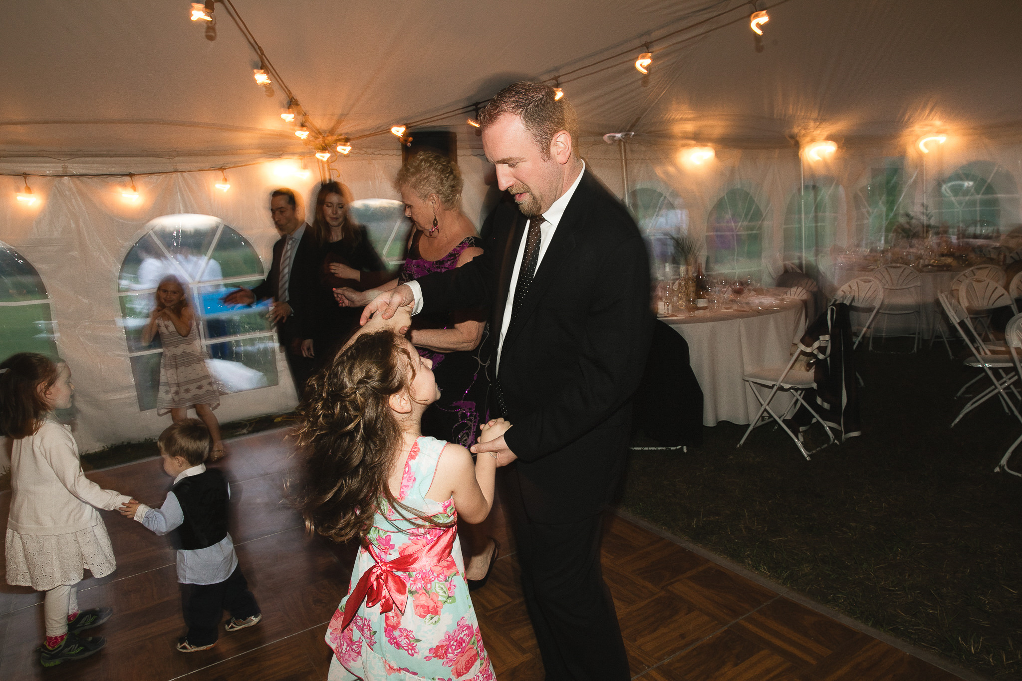 dance photos tent wedding