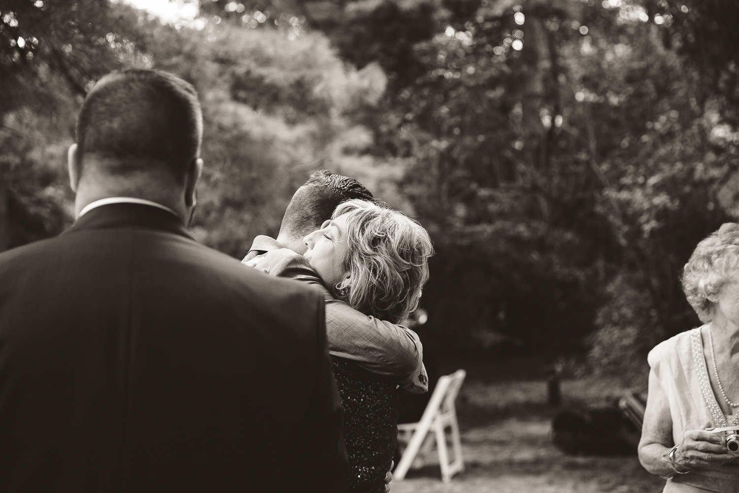 Gracewood estates wedding ceremony
