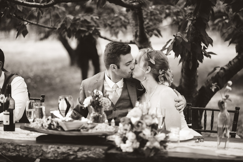 Gracewood Estates Wedding Reception