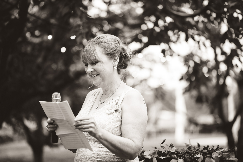 Gracewood Estates, Kurtz Orchard Wedding Reception