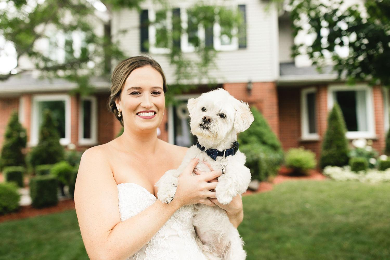 wedding party portraits peterborough ontario