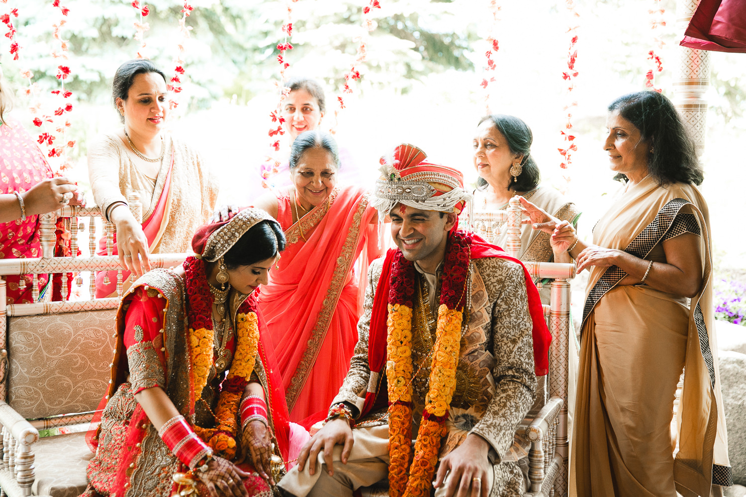 toronto hindu wedding photographer