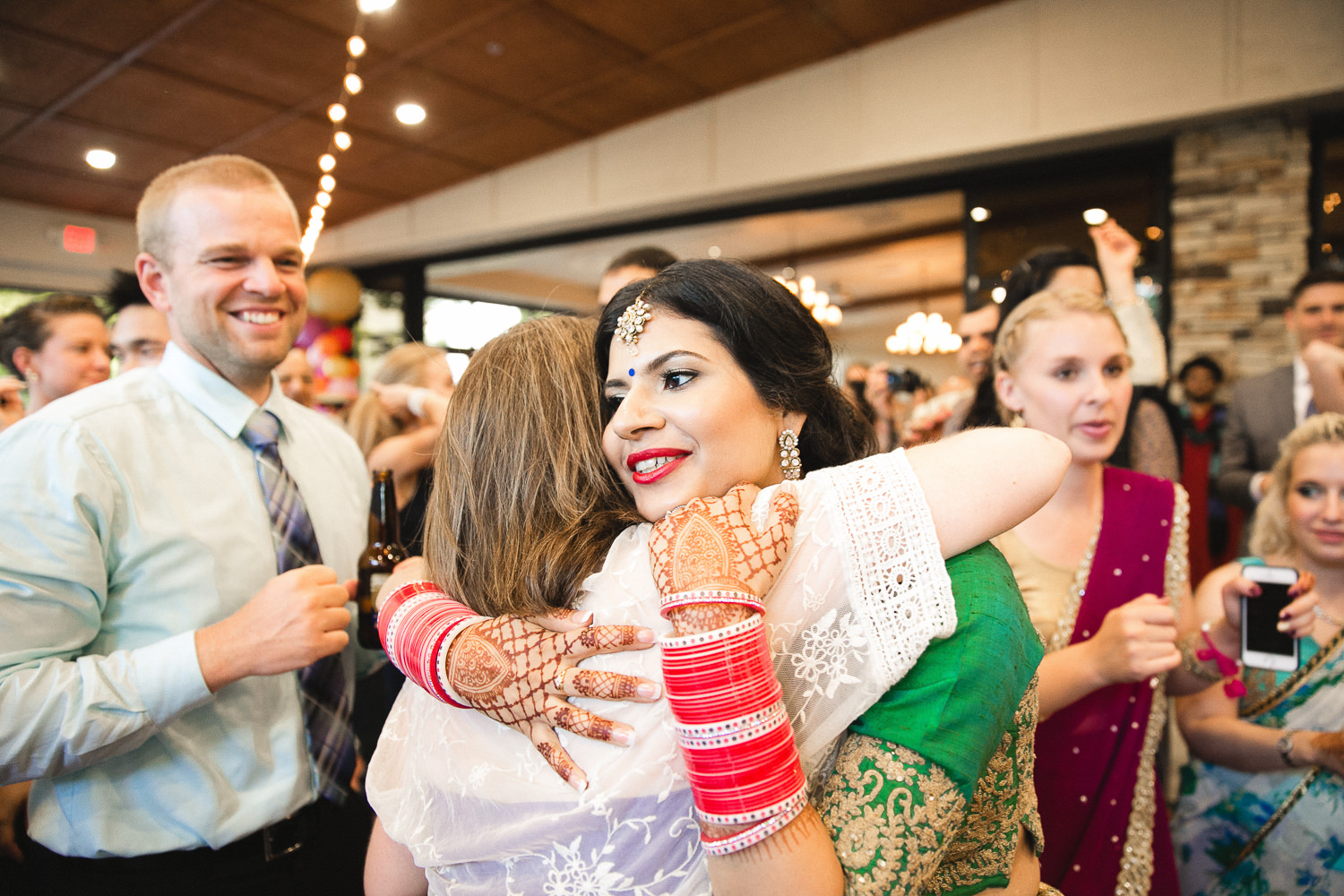 indian wedding photography dancing