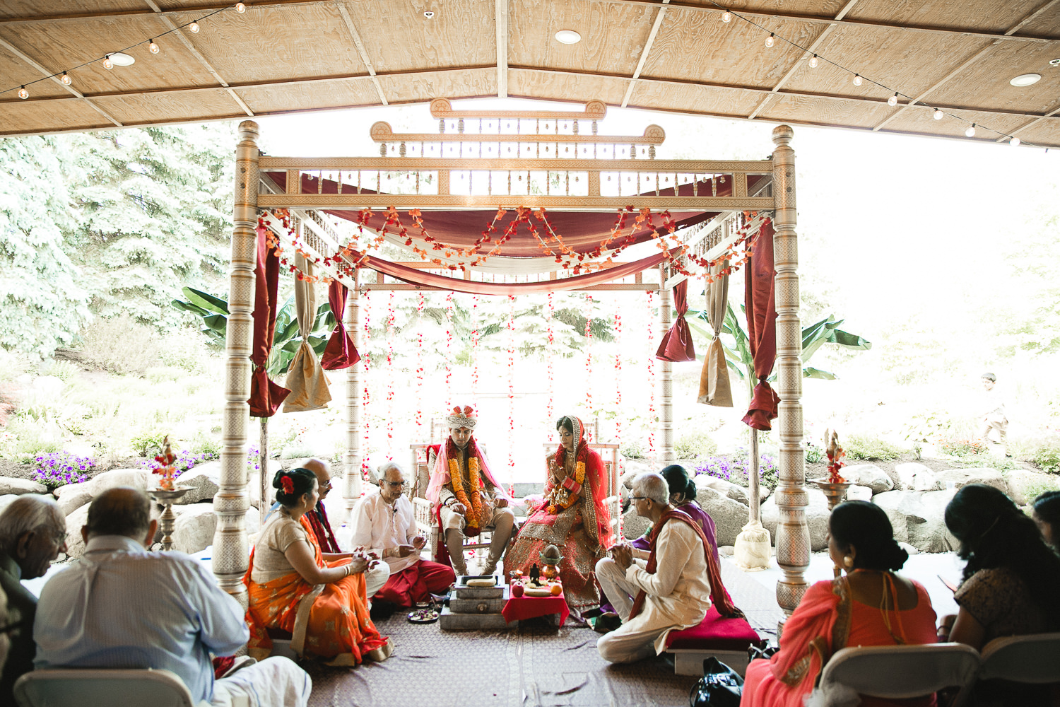 toronto indian wedding ceremony