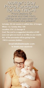 Mothers day photo fundraiser, photographers for mothers day, photographers in peterborough