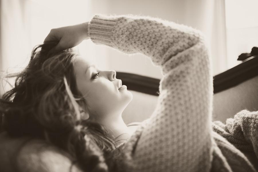 boudoir session photography peterborough