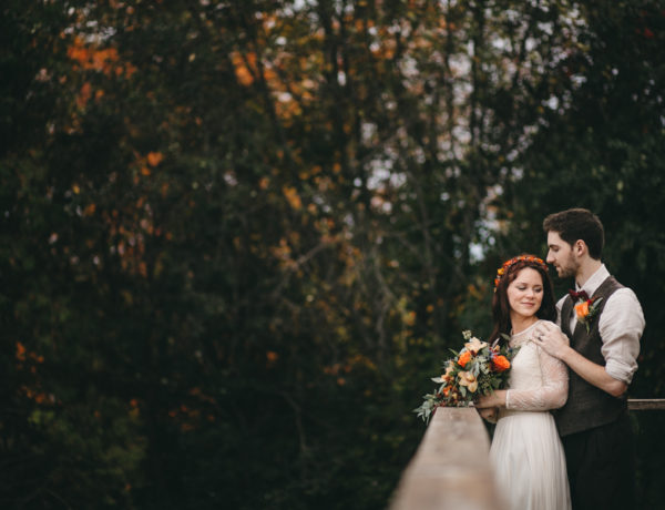 elopement wedding peterborough ontario