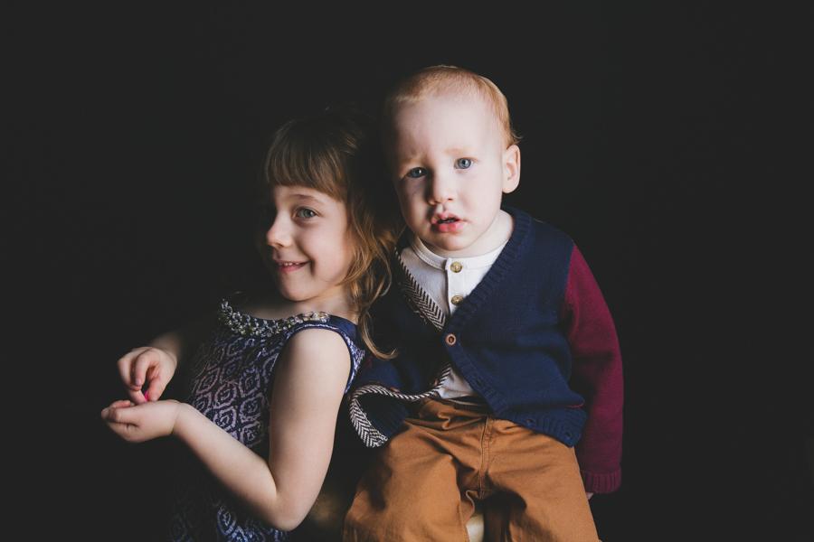 kid portraits ontario