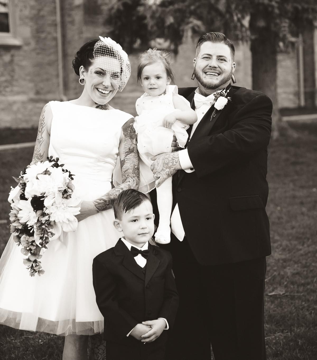 family portraits peterborough ontario