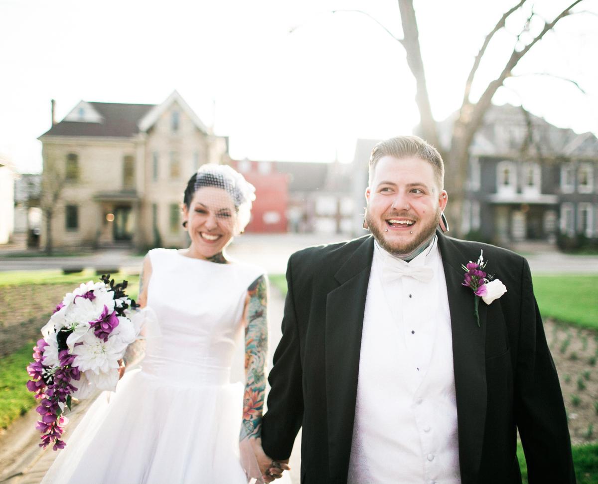 tattooed wedding peterborough