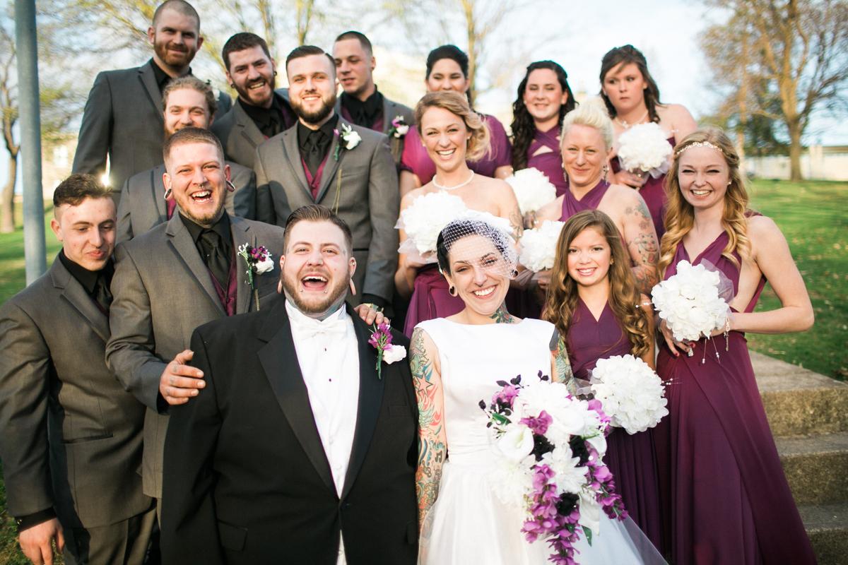 wedding party peterborough