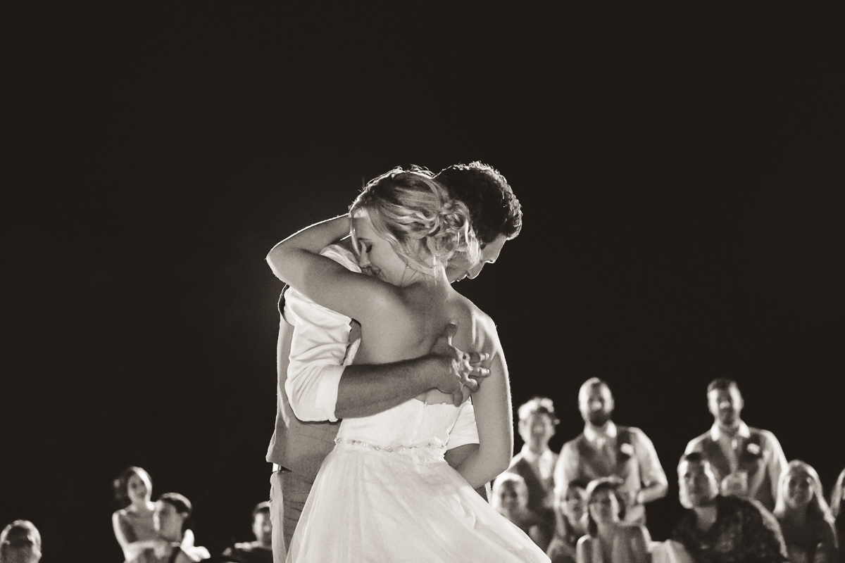 first dance mexico wedding photographer