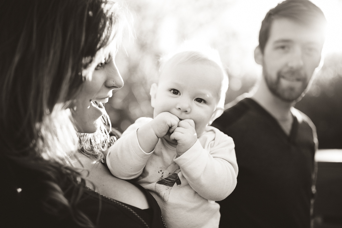muir beach lifestyle family session