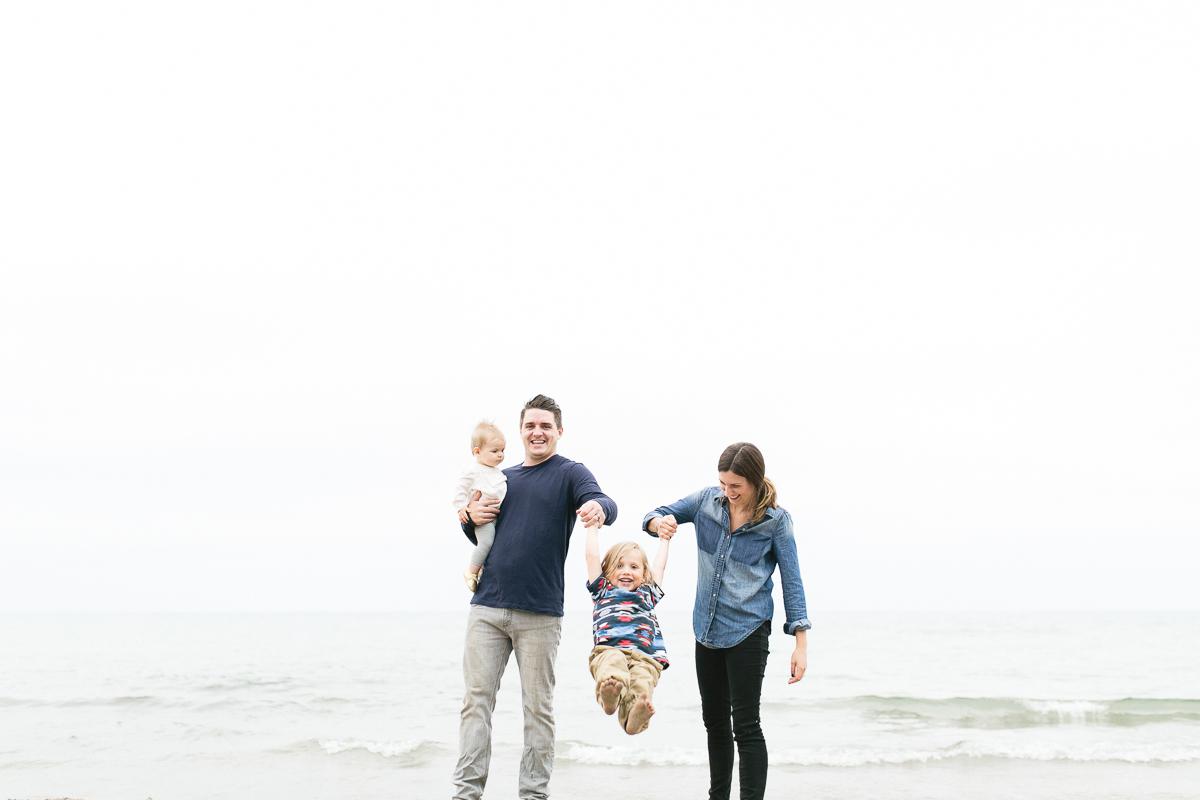 port hope beach family photography