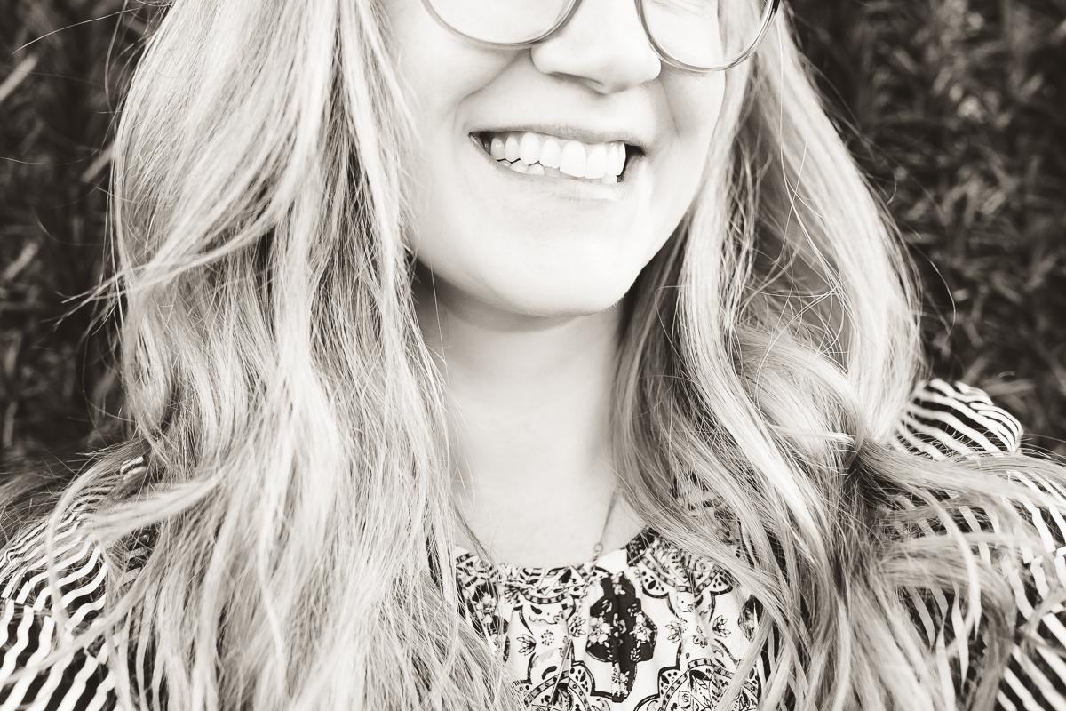 smile self portrait
