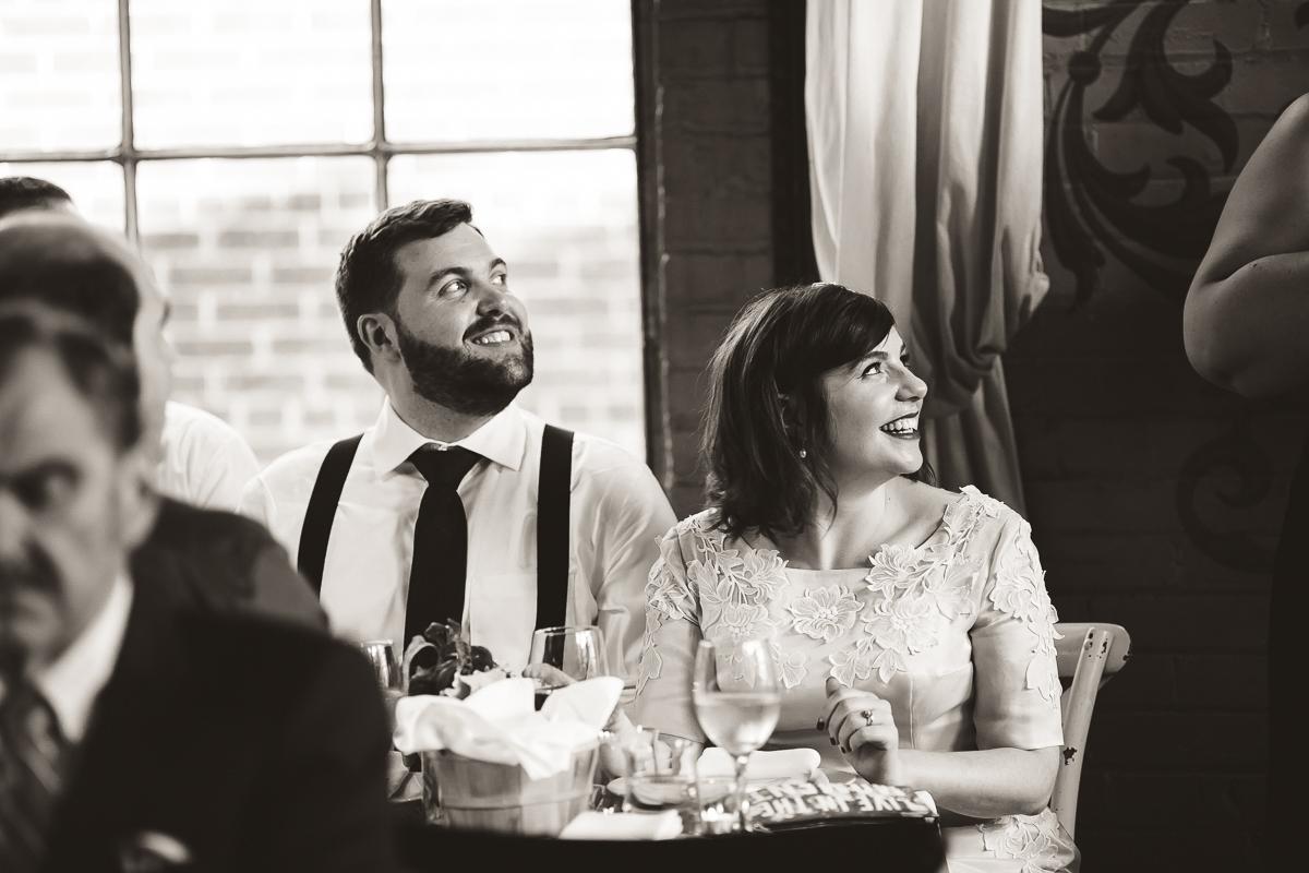 caffino reception wedding toronto