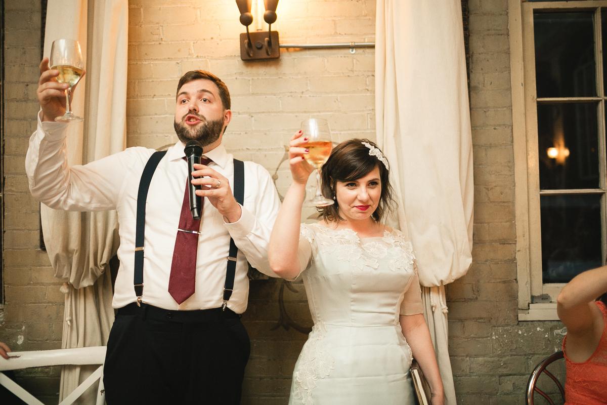 caffeine wedding reception toronto